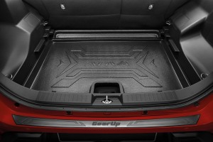 Luggage Tray & Bumper Protector
