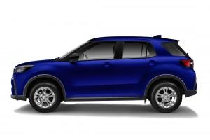 Perodua Ativa_Cobalt Blue