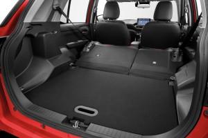 Perodua Ativa_Full Flat Rear Seats