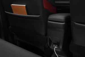Perodua Ativa_Rear USB Ports