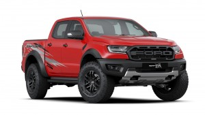 Ford Ranger Raptor X Special Edition