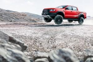 Ford Ranger Raptor X_True Red