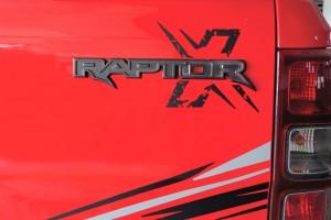 Ford Ranger Raptor X Badge