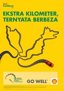 Shell Malaysia_FuelSave 95_Ekstra KM, Ternyata Berbeza