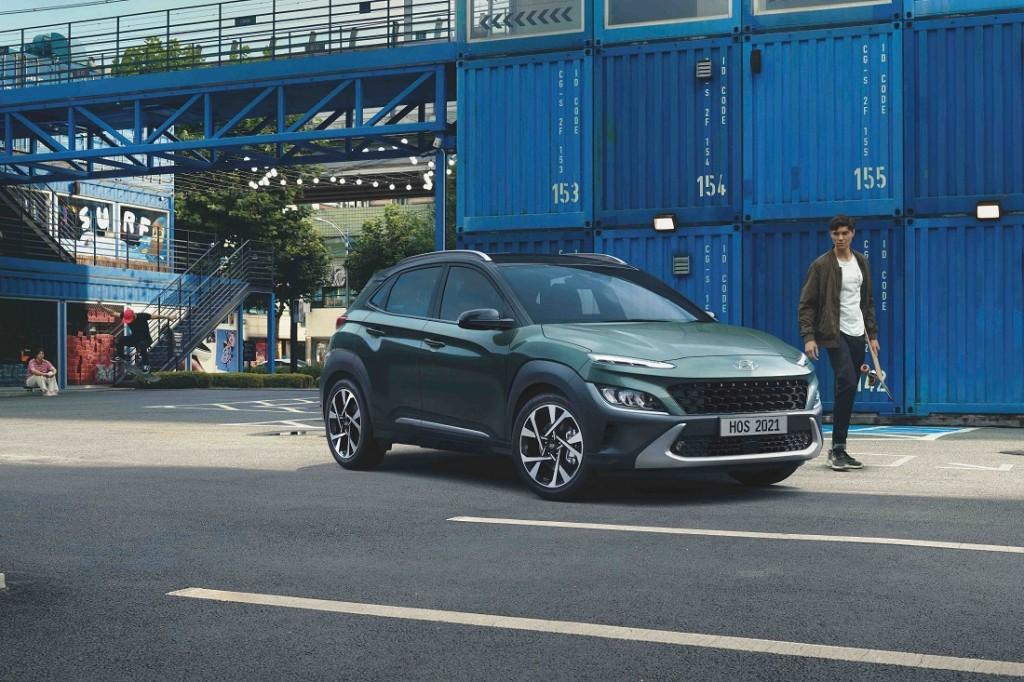 Hyundai Kona_2021 Facelift