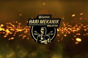 Castrol Hari Mekanik Malaysia 2021