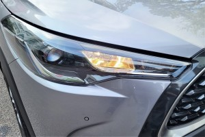 Toyota Corolla Cross_1.8G_Halogen Headlamp