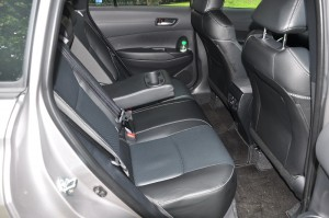 Toyota Corolla Cross_Rear Seats
