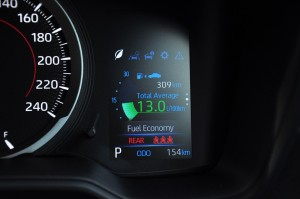 Toyota Corolla Cross_Multi-info Display