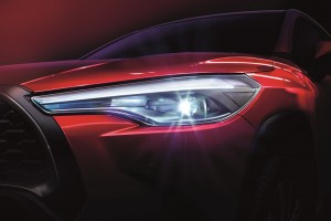 Toyota Corolla Cross_Bi-LED Headlamp