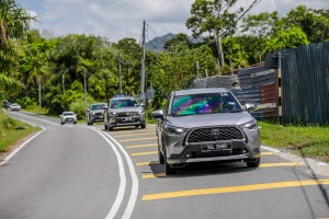 Toyota Corolla Cross 1.8G_Media Drive