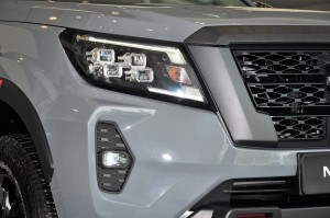Nissan Navara PRO-4X_Quad LED Headlight_LED Fog Light