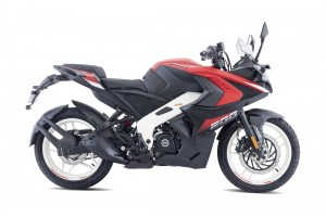 Modenas Pulsar RS 200_Matte Burnt Red