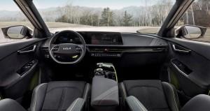 Kia EV6 GT_Interior_Dashboard_Steering_Seats
