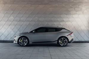 Kia EV6 GT_Side