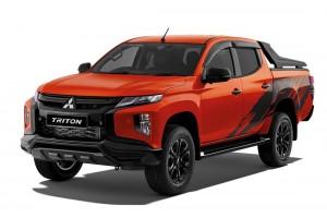 Mitsubishi Triton Athlete_Sun Flare Orange Pearl