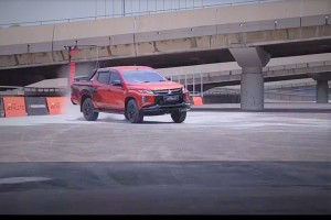 Mitsubishi Triton Athlete_Launch