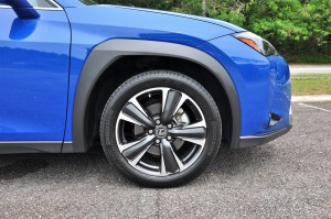 Lexus UX_18 Inch Alloy Wheel