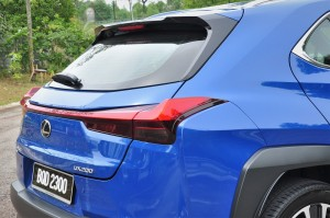 Lexus UX_Aero-Stabilising Blade Light
