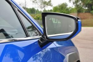 Lexus_Side Mirror_Blind Spot Monitor