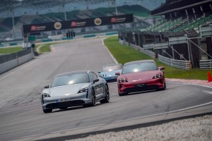 Porsche Taycan Experience_Sepang