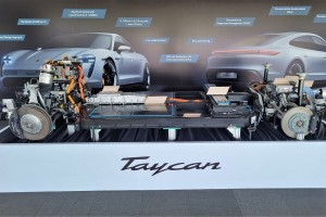 Porsche Taycan_Platform_Chassis_Battery_Motors