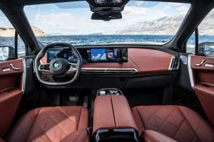 BMW iX_Interior_Infotainment_Screen_Dashboard_Steering