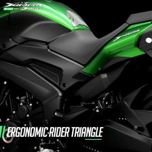 Modenas_Dominar D400_Ergonomic_Fuel Tank_Seat_Tank Pad