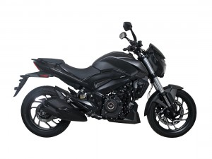 Modenas Dominar D400_Side View_Exhaust