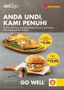 Shell Select_Deli2Go_Food