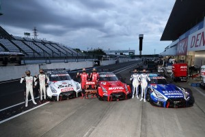 Japan_Super GT 2021_Nissan GT-R NISMO_Podium